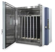 enx282 Solar panel compact walk in